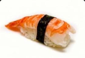 Суши-креветка - Фото