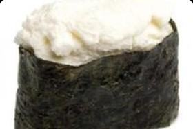 Сырные суши крабом - Фото