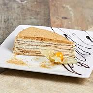 Медовик торт (ланч) Фото
