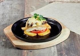 Рыбная сковорода (ланч) - Фото