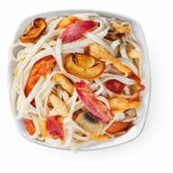 Сытный wok Фото