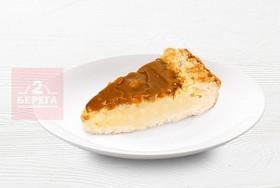 Пирожное карамельно-яблочное - Фото