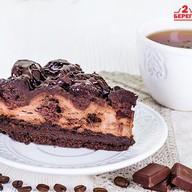 Пирожное Мусс три шоколада Фото