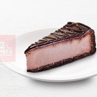 Пирожное Чизкейк шоколадный Фото