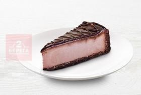 Пирожное Чизкейк шоколадный - Фото