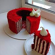 Красный бархат Фото