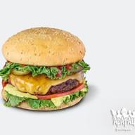 Гамбургер классический Фото