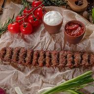 Люля-кебаб из говядины (на вынос) Фото