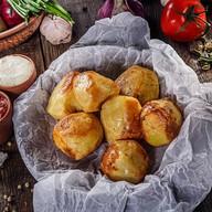 Картошка на мангале (на вынос) Фото