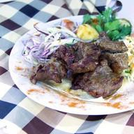 Шашлык из говядины Фото