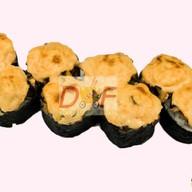 Запеченный с грибами шиитаке Фото