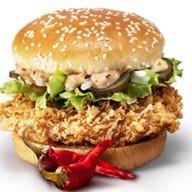 Острый шефбургер Фото