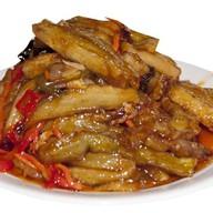 Баклажаны по-вегетариански Фото
