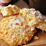 Кукуруза с кедровыми орешками Фото