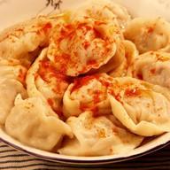 Пельмени китайские с морским вкус Фото