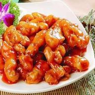 Филе в кисло-сладком соусе Фото