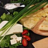 Осетинский пирог с горбушей и сыром Фото