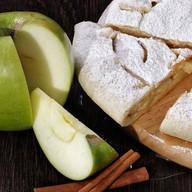 Осетинский пирог с яблоком и корицей Фото