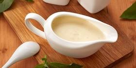 Белый соус - Фото