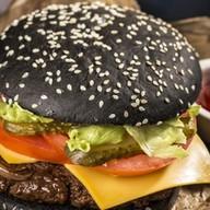 Big-black бургер Фото