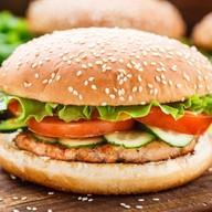 Биг-фиш бургер Фото