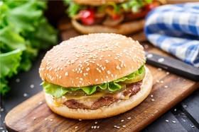 Чикен бургер - Фото