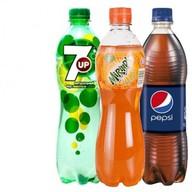 Pepsi, 7UP, Mirinda Фото