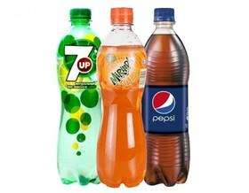 Pepsi, 7UP, Mirinda - Фото