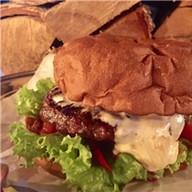 Сливочный перец бургер Фото