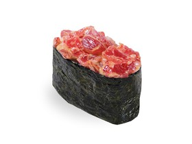 Гункан с тунцом в спайси соусе - Фото
