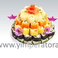 """Суши-торт """"Искушение"""" Фото"""