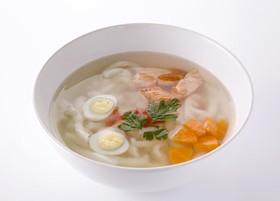 Суп с лапшой Удон - Фото
