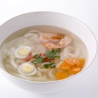 Суп с лапшой Удон Фото