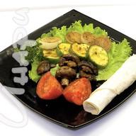 Овощное барбекю Фото
