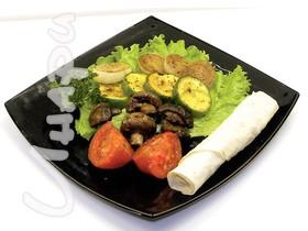 Овощное барбекю - Фото