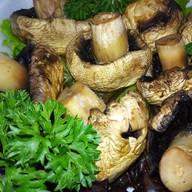 Тарелка №7 грибочки Фото
