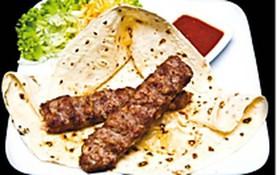 Люля-кебаб из баранины - Фото