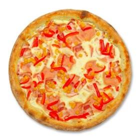 Поп-корн пицца - Фото