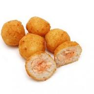 Суши-болл с лососем Фото