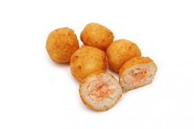 Суши-болл с лососем - Фото