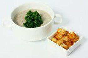 Крем суп грибной - Фото