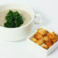 Крем суп грибной Фото