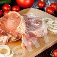 Свинина на кости Фото