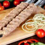 Фарш из говядины для люля-кебаб Фото