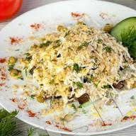 Закусочный салат Фото