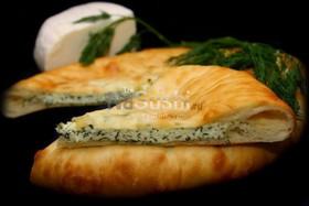 С сыром и укропом - Фото