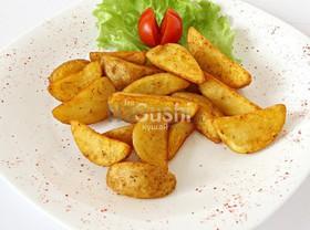 Картошка по деревенски - Фото
