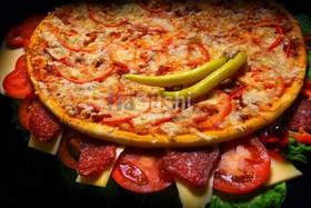 """Пицца """"Диабло"""" - Фото"""