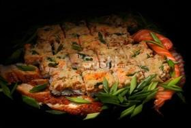 Суши-пицца MAXI - Фото