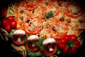 """Пицца """"Палитра"""" - Фото"""